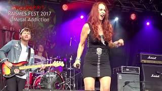 """WOLVESPIRIT """"You know that i'm evil"""" Live RAISMES FEST 2017"""