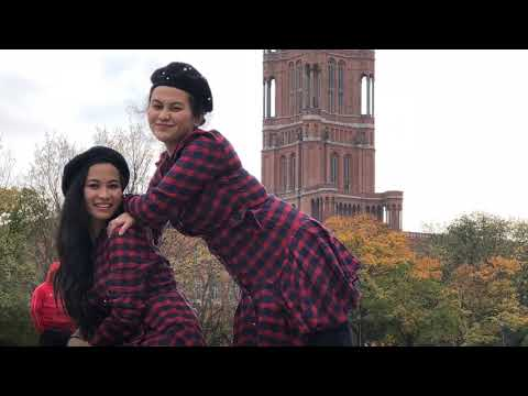 Sister goals travel in Europe