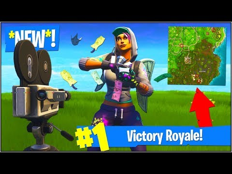 """""""Dance In Front Of Different Film Cameras"""" ALL LOCATIONS! (Fortnite Season 4 Week 2 Challenge)"""