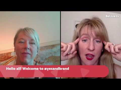 #yesandbrand show – How to Become More Creative in Business