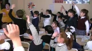 Открытый урок Ельмира Дадашовна