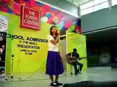 Singing Talent from Kids Academy