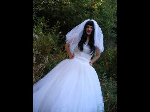 bride crossdressing photoshoot
