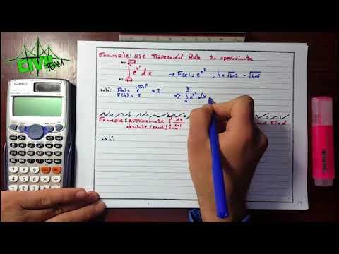 تقنيات عددية  مادة الفاينل Derivatives and Integration  الجزء الثاني
