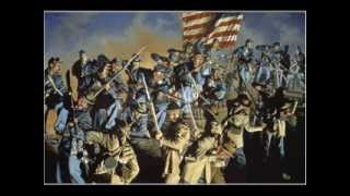 The Battle Cry of Freedom (Union and Confederate version)