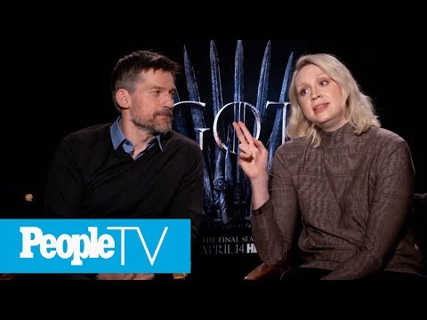 Game Of Thrones: Nikolaj Coster-Waldau & Gwendoline Christie&39;s Relationship  PeopleTV