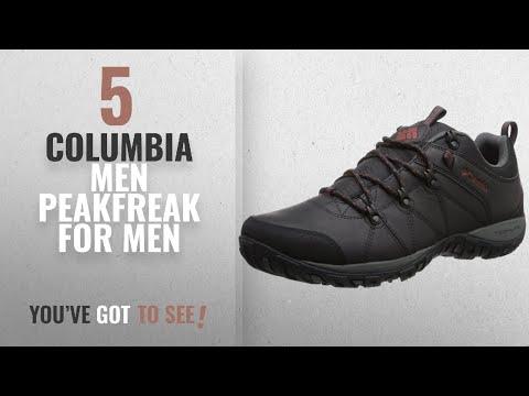 Columbia Peakfreak2018Men's 10 10 Men Columbia Peakfreak2018Men's Top 10 Top Men Top n0OkPw