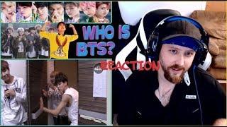 Baixar Metal Musician Reacts:  Who is BTS?: The 7 Members of Bangtan