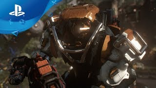 Anthem - Game Awards 2018 Trailer [PS4, deutsch]