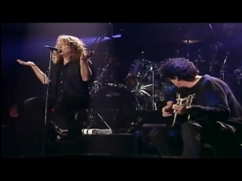 JIMMY PAGE & ROBERT PLANT -  Going To California (Live)