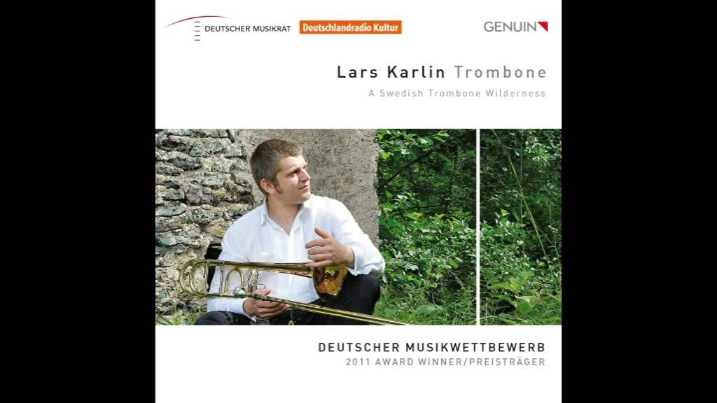 Swedish Review on Debut CD by Lars Karlin