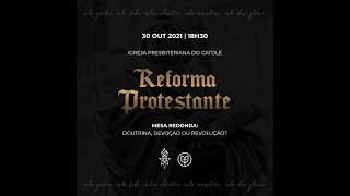 Reforma Protestante (CONVITE) - IPCatolé