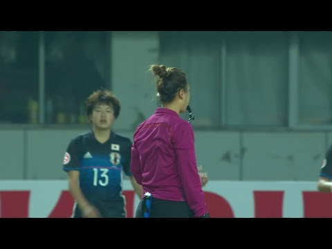 JAPAN vs CHINA (AFC U-19 Women's Championship: Semi-final)