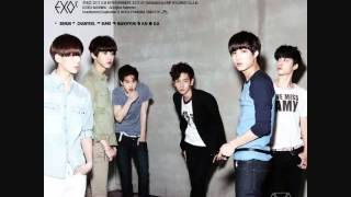EXO-K 엑소 Machine Full MP3