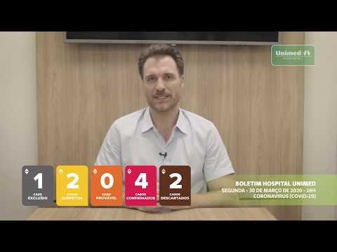 Boletim Informativo CODIV-19 (30/03/2020)