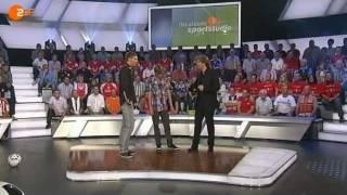 Torwand: Ron-Robert Zieler gegen den YouTube-Kandidaten