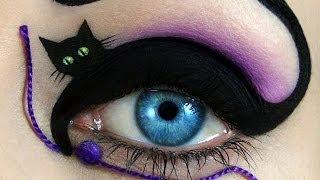 Repeat youtube video Cat Eyeball And More... -- BiDiPi #42