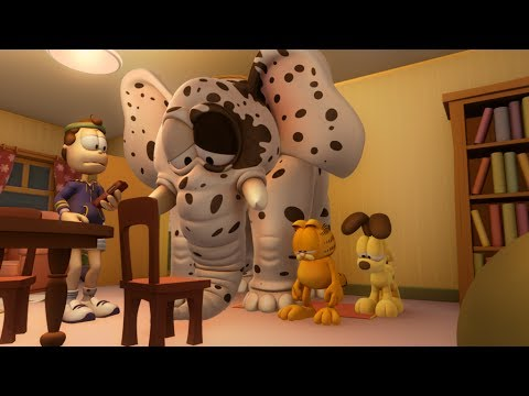 Garfield et cie saison 2 episode 36 un ami encombrant youtube - Garfield et cie youtube ...