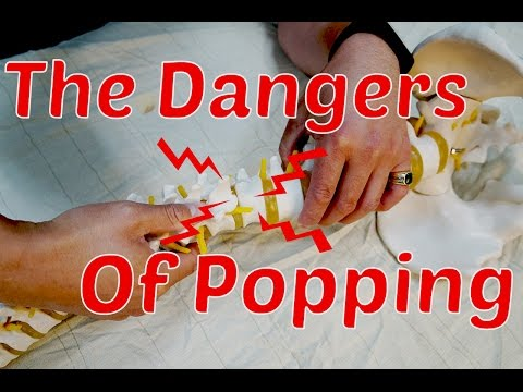 Why Popping or Cracking Your Joints Is Bad AND What To Do Instead | UYP