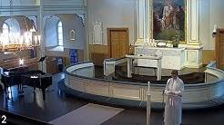 Sanajumalanpalvelus Juvan kirkosta 3.5.2020