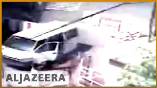 Footage of Taliban attack in Lahore - 02 Jun 09