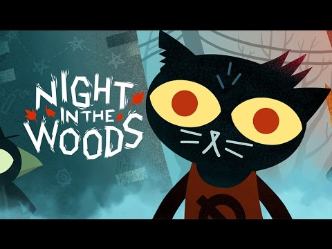 I AM A CAT!   Night in the Woods #1