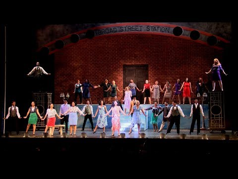 """Cleveland students perform 20th annual All-City Musical """"42nd Street"""" at Playhouse Square"""