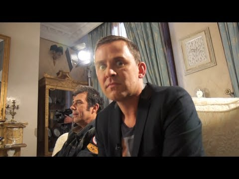 Scott Mills, The Sinitta of X Factor Serbia
