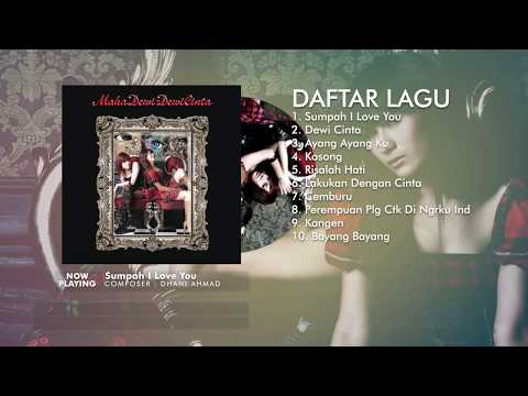 Mahadewi - Dewi Cinta (Full Album)