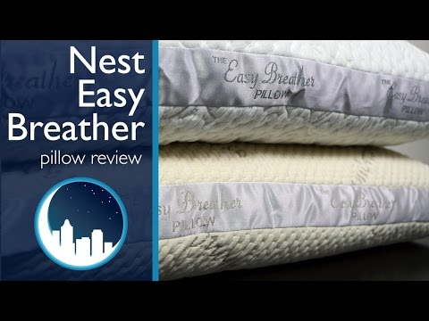 Nest Easy Breather Pillow Review Youtube