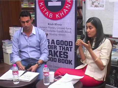"""Secrets of the Art Millionaires"" Book Launch at Kitabkhana, Mumbai, 25th August, 2013"
