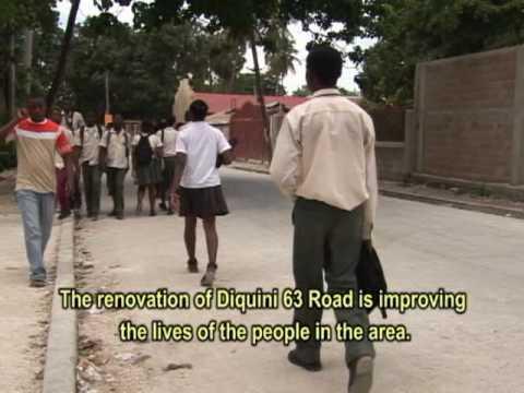 Haiti - Route Diquini 63