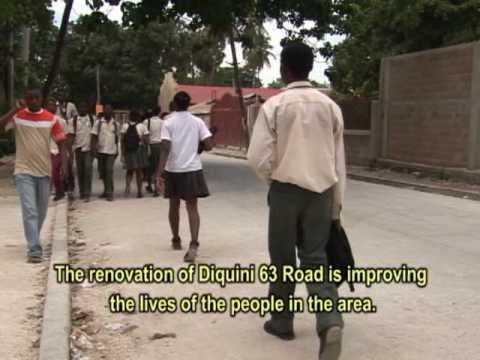 Route de tabarre port au prince haiti fullhd 08 0 for College canape vert haiti