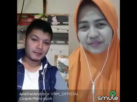Lagu minang cogok mancogok by aridwiadica ft VRM_OneCeria2_koto sing karaoke smule