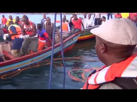 Over 200 feared dead after ferry capsizes in Lake Victoria, Tanzania
