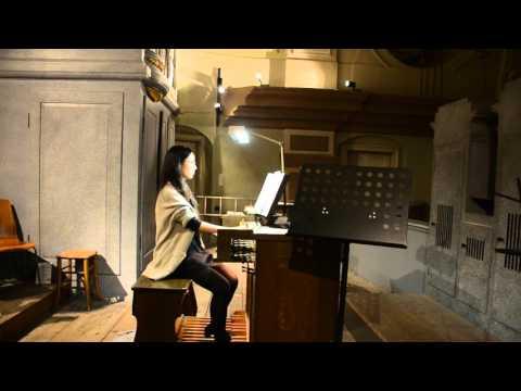 Wenn wir in höchsten Nöten sein, BWV 641