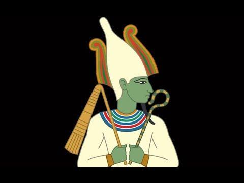 Osiris The King The God The Legend