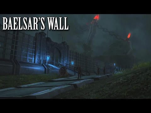 FFXIV OST Baelsar's Wall ( Another Brick )