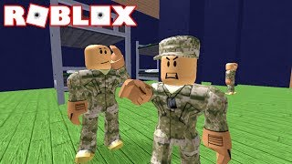 ROBLOX ARMY TRAINING CAMP OBBY