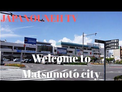 Download Walking in Matsumoto city