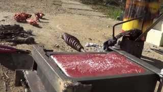 Melting Aluminum and Copper