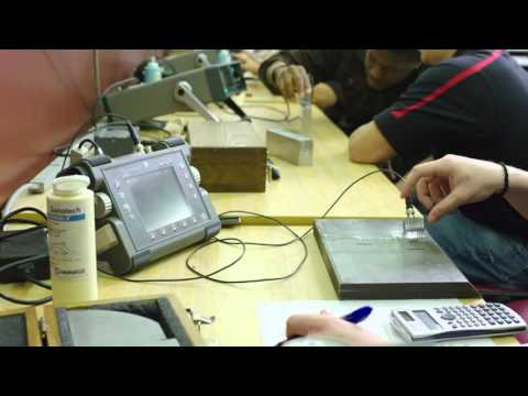 Ultrasonic - NDT | Spartan College of Aeronautics and Technology