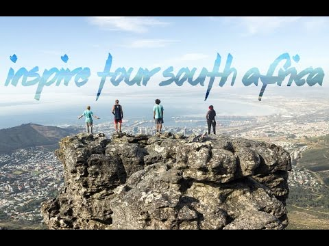 Inspire Tour South Africa