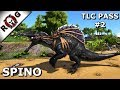 watch he video of ARK | TLC SPINO - ALL CHANGES EXPLAINED! [ TLC PASS 2 ]