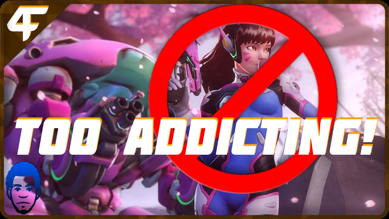 dd55580427f Let s Talk About Overwatch   Video Game Addiction - YouTube