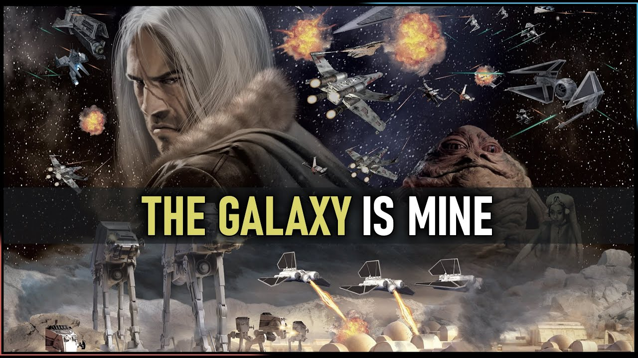 Finale - The Zann Consortium Victorious! | ZANN CONSORTIUM | Star Wars Empire at War: FoC #7