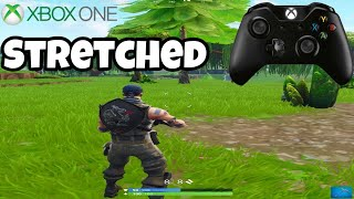 How to Get Stretched On Xbox One | Fortnite