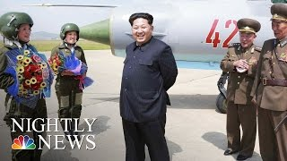 View From South Korea: Lester Holt On Tensions On The Korean Peninsula | NBC Nightly News
