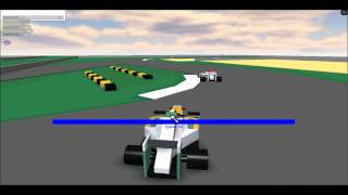 F1 2011 GamePlay Trailer (ROBLOX Edition)