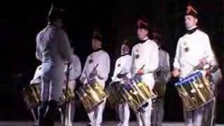 """Concert Tambours BGHA """"Les retraites françaises"""" Tradition"""